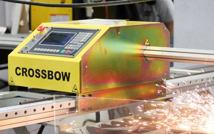 Nguyên lý máy cắt cnc plasma