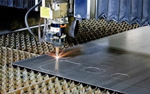 quy trình gia công sắt thép
